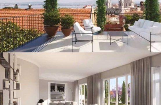 Exceptionnel appartement/duplex de 270m2  Estrela