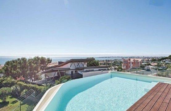 Luxueuse villa vue mer