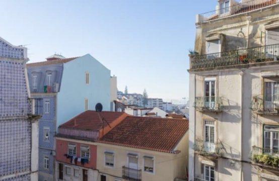 Au coeur de Lisbonne dans la Mouraria