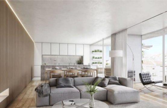 Programme neuf avec terrasses dans le centre de Lisbonne