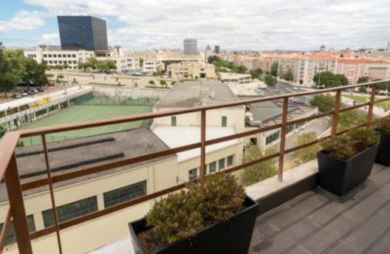 Appartement central avec vue sur Lisbonne