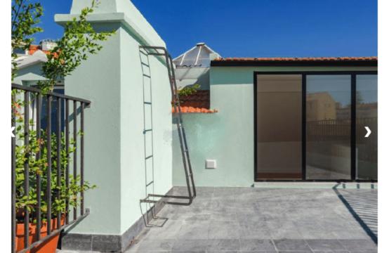 Duplex avec magnifique terrasse