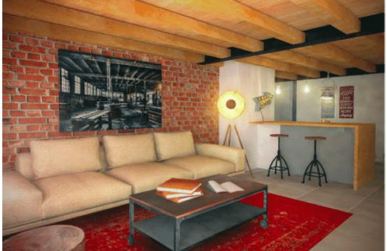 Duplex style loft à Graça