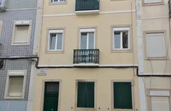appartement rénové, vue dégagée dans le quartier de Graça