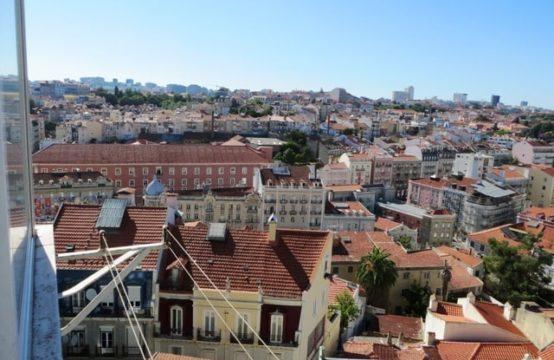appartement avec vue centre Lisbonne