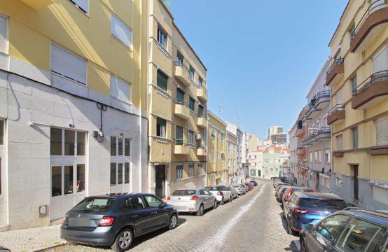 appartement spacieux campolide Lisbonne