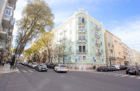 Appartement T4 – Rua Pascoal de Melo – Lisbonne